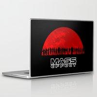 garrus Laptop & iPad Skins featuring Mass Effect by TxzDesign