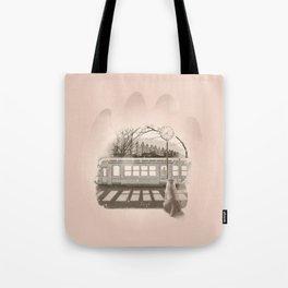 Hachiko's Dream Tote Bag