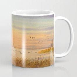 Duck Hunters Calling Coffee Mug