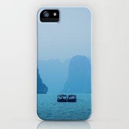 Ha Long Blues iPhone Case