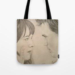 Fifty Shades of Grey Tote Bag