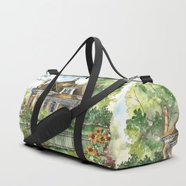 The House on Spring Lane Duffle Bag