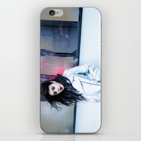 charli xcx iPhone & iPod Skins featuring Charli XCX by behindthenoise