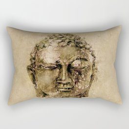 Buddha Rectangular Pillow