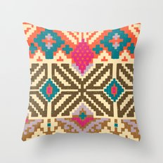 alta plano Throw Pillow