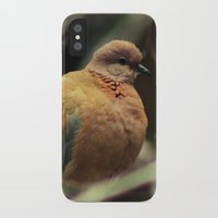 pigeon iPhone & iPod Cases featuring Pigeon by Zura
