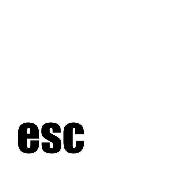 Esc Duvet Cover
