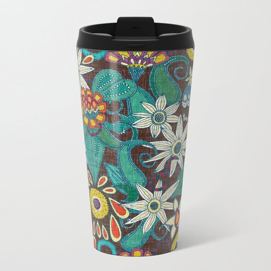 sarilmak Metal Travel Mug