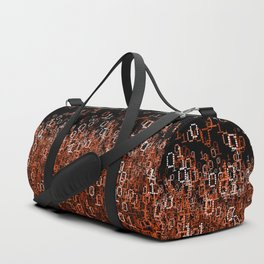 Binary Cloud II Duffle Bag
