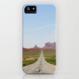 Monument Valley Horizontal iPhone Case
