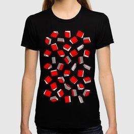 Polka Dot Books Pattern II T-shirt
