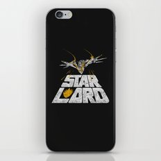 Star-Lord iPhone & iPod Skin