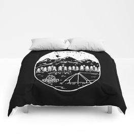 Let's Get Lost III Comforters