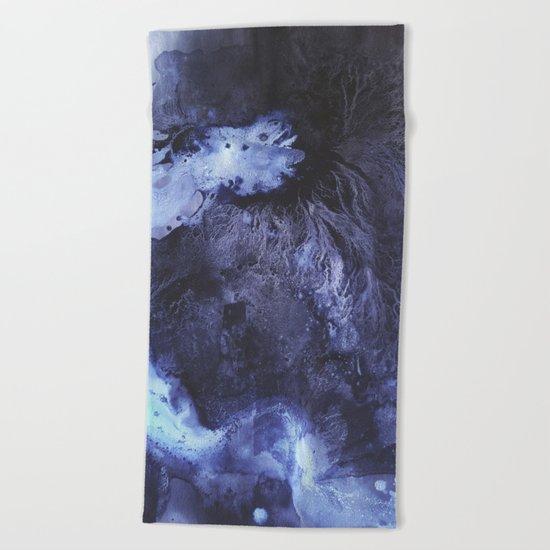 Spirit Serpent Beach Towel