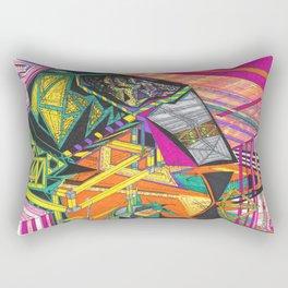 Cognitive Dissonance Rectangular Pillow