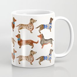 Dachshunds Coffee Mug