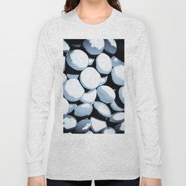 Selenium Abstract Long Sleeve T-shirt