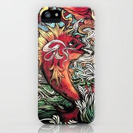 Badfish iPhone Case