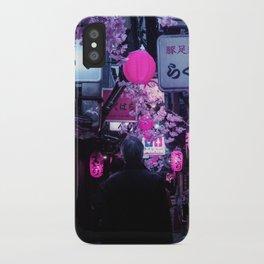 Tokyo Nights / Memory Lane / Liam Wong iPhone Case