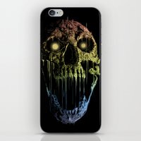 soul eater iPhone & iPod Skins featuring Soul Eater by Doyle See