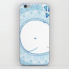 Wilhelm the Whale iPhone Skin