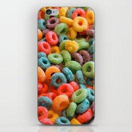 Cereal Loops iPhone Skin