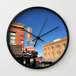 Leddy Wall Clock