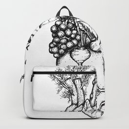 Whole foods, whole heart Backpack