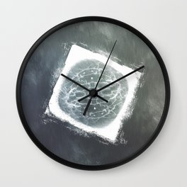 The Chronicle Wall Clock