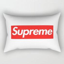 Supreme Box Logo Rectangular Pillow
