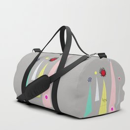 Abstract 001 Duffle Bag