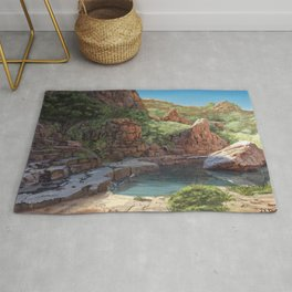 Outback Oasis Rug