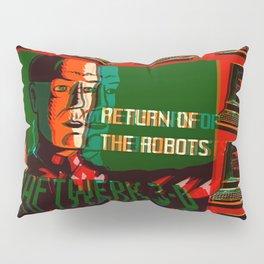 Return Of Computer Love Robots Pillow Sham