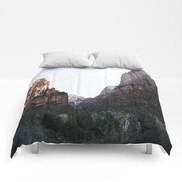 Zion National Park II Comforters