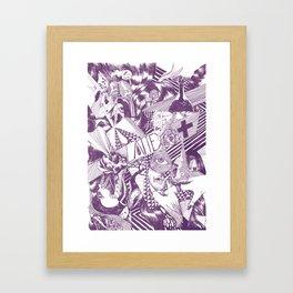 Chromosoul Framed Art Print