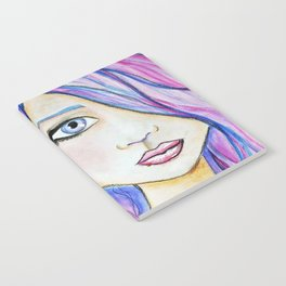 Color Girl Notebook