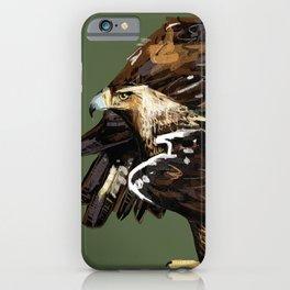 Iberian imperial eagle iPhone Case