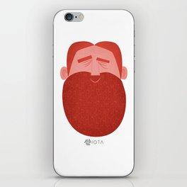 IOTA - Explore the Tangle I iPhone Skin