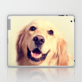 Home Is Where Your Golden Is Laptop & iPad Skin