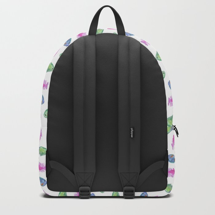 Late for School Backpack