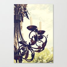 Sophistication Canvas Print
