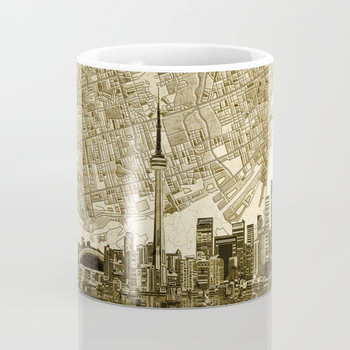 toronto city skyline Coffee Mug