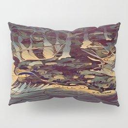 """ The Hunt "" Pillow Sham"