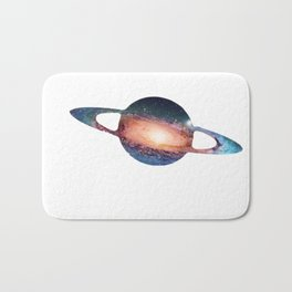 Saturns story Bath Mat
