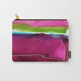 Meditations No. 33I by kathy Morton Stanion Carry-All Pouch