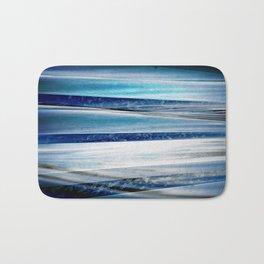 Blue Steel Bath Mat