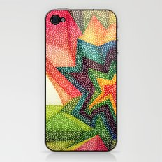 Use Your Colors iPhone & iPod Skin