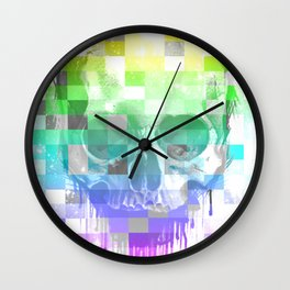 Dead Pixel Wall Clock
