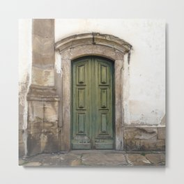 MG 2014 door Metal Print