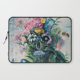 The Last Flowers Laptop Sleeve